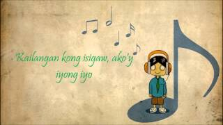 Repeat youtube video December Avenue - Eroplanong Papel Lyrics