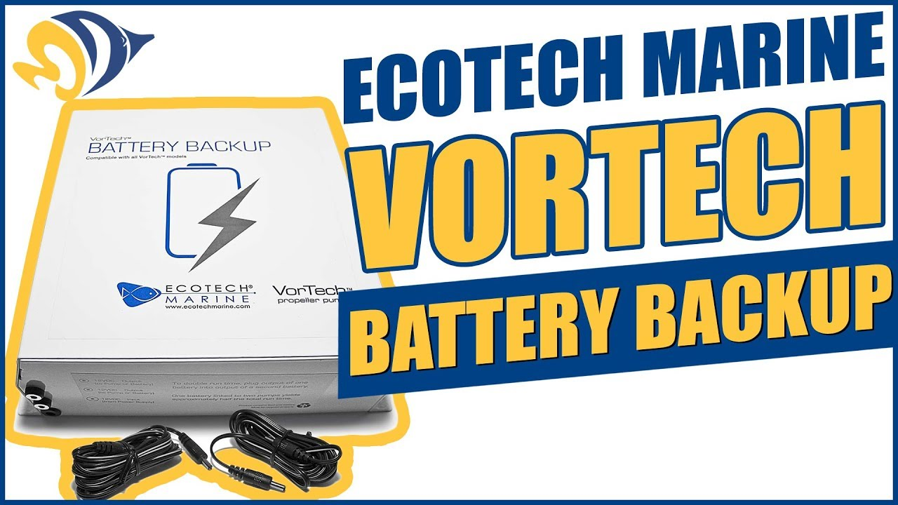 EcoTech Marine Vortech Battery Backup: What YOU Need to Know Thumbnail