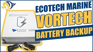 EcoTech Marine Vortech Battery Backup: What YOU Need to Know