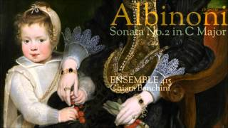 Tomaso Albinoni - Sonata No. 2 in C Major
