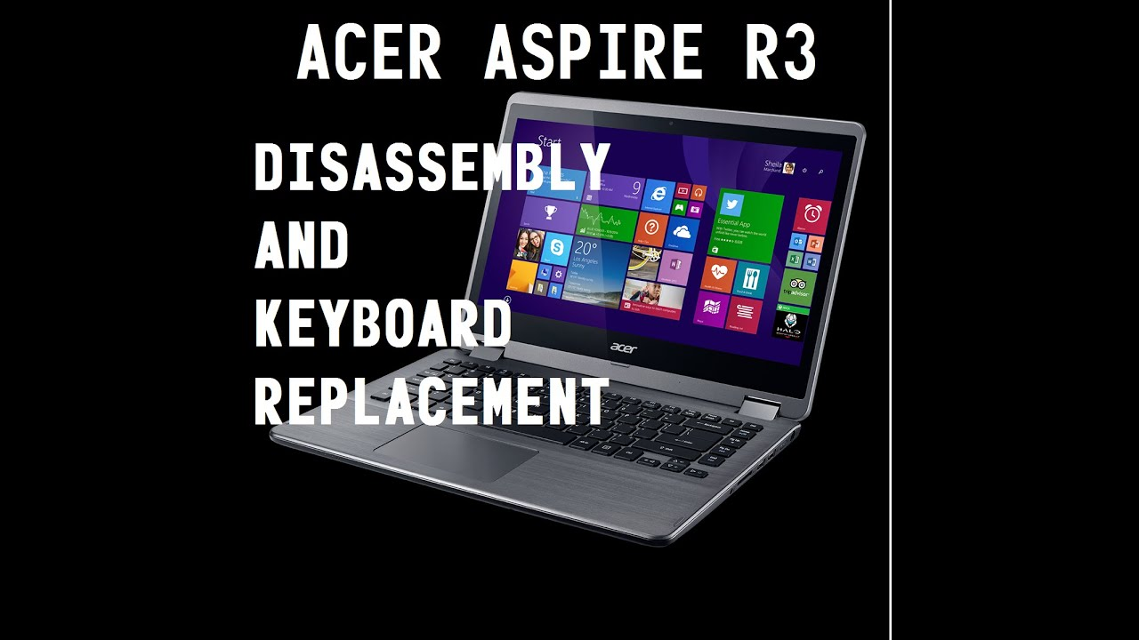 Acer Aspire R3-431T Synaptics Touchpad Driver for Windows 10