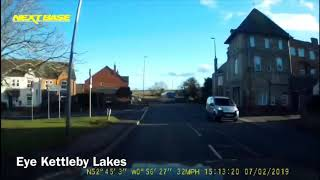 Eye Kettleby Lakes site arrival video