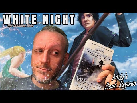 White Night by Jim Butcher Book Review (Dresden Files #9)