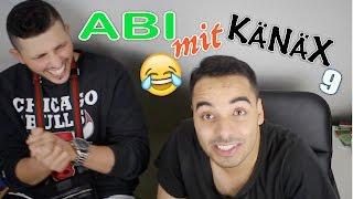 ABI MIT KÄNÄX - Teil 9 | LACHKICK Schulgeschichten von Kanacken !!!