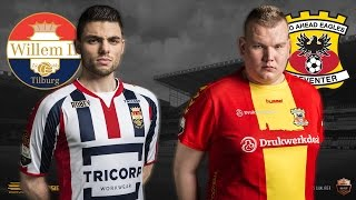 Gambar cover Daniel Kuipers - Ian ter Schuur | Willem II - Go Ahead Eagles | Speelronde 31 | E-Divisie