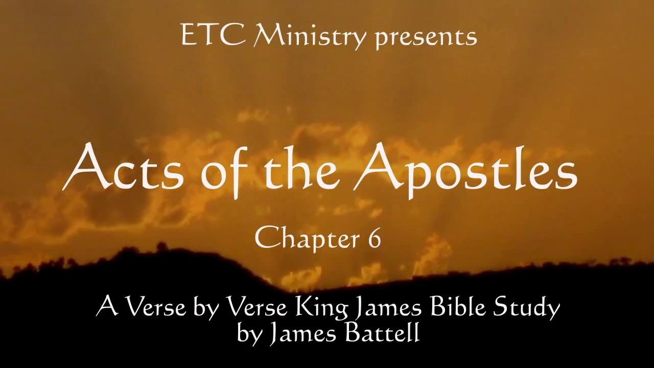 acts 1 15 chapter questions james As in the gospel of luke, there are numerous references to the holy spirit throughout acts acts features the baptism in the holy spirit on pentecost (1:5, 8 2:1-4.