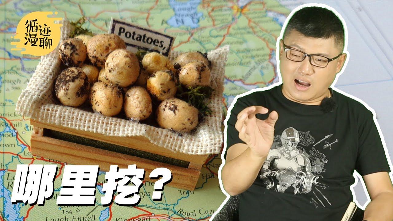 袁腾飞聊土豆:美洲土特产,咋就成了英国国菜