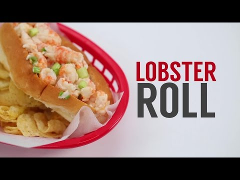 How to Make a Classic Lobster Roll   Sandwich School