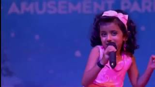 Top singer Ananya in Wonderla
