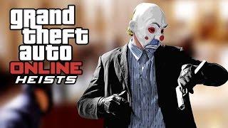 "GTA 5 Online - How to dress up like ""The Joker"