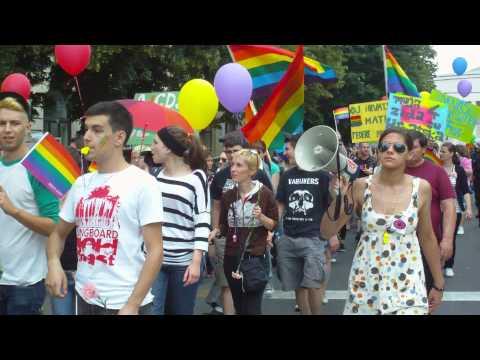 Zagreb Pride 2010 @ Zagreb, Croatia - June 19, 2010