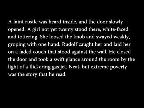 The Green Door - O Henry (read aloud with text)