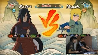 Main Game Naruto Shippuden Ultimate Ninja Storm Revolution