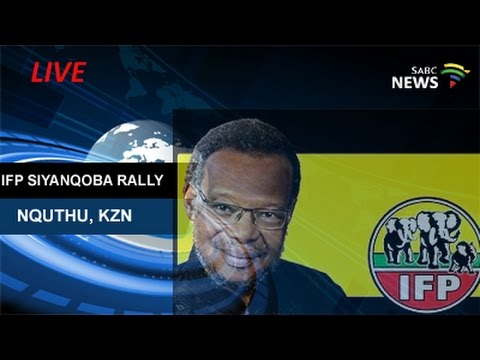 IFP by-election rally in Nquthu, KZN: 21 May 2017