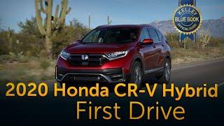 2020 Honda CR-V Hybrid | First Drive