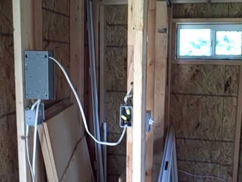 Tiny House Exterior and Electrical Tour - YouTube