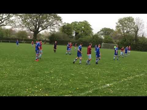 My 200th Ground, Groundhopping At Rhostyllen FC V Cefn Albion (1200)