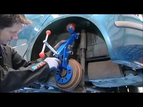 Outil pour réparer ou élargir des passages de roues - TA00209 -  www.mecatechnic.com