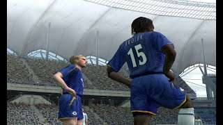 Pro Evolution Soccer 5 PC Gameplay