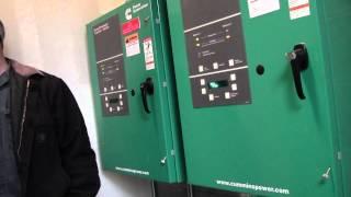 Generator Transfer Switch Operation #2