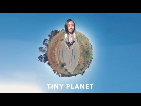 Making a Tiny Planet Trip Through San Francisco