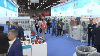 Το πρόγραμμα Olive You στο Summer Fancy Food Show 2018