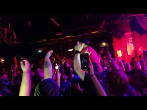 Mac lethal live in Marietta GA  at twiztid show