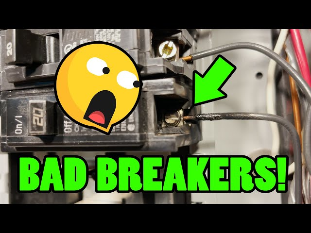 How to Tell if a Breaker is Bad
