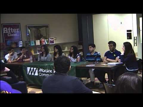 Young and Arab in America: A Panel Discussion
