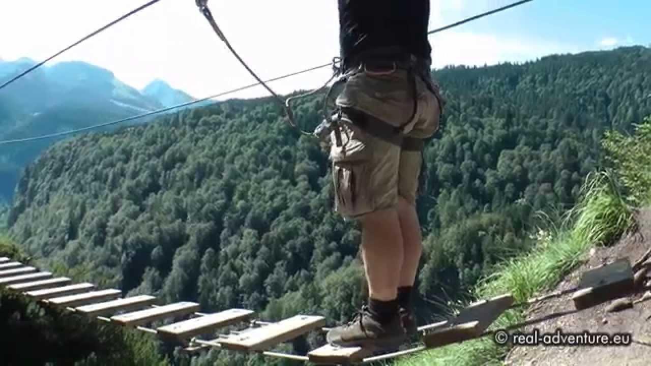 Klettersteig Königssee : Klettersteigtour am königssee als geschenk mydays