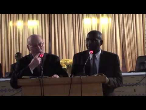 Ewald Frank, 2010-07-09, Ndjamena, Tchad, english/french