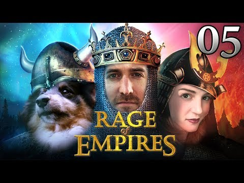 Rage Of Empires mit Donnie & Marah #05 | Age Of Empires 2 HD bei Rocket Beans TV