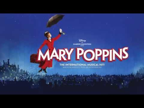 MARY POPPINS 2017 in Zürich zu Gast