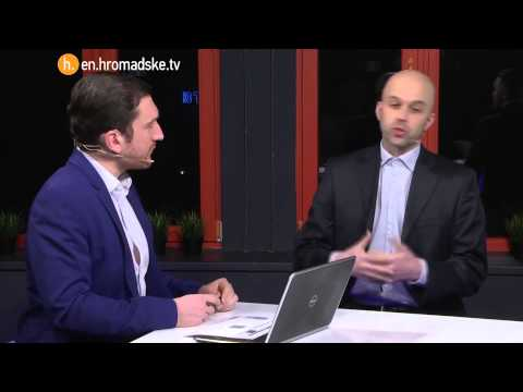 Hromadske International. The Sunday Show - If Ukraine Defaults, the Currency Would Fall Even Further