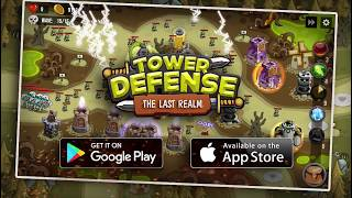Tower Defense: The Last Realm - Castle TD