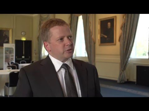 Dominic Macklon, President, UK, ConocoPhillips and St Andrews Prize for the Environment Trustee