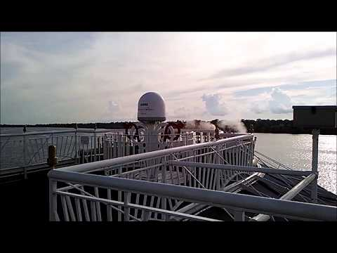 Our Cruise On American Queen