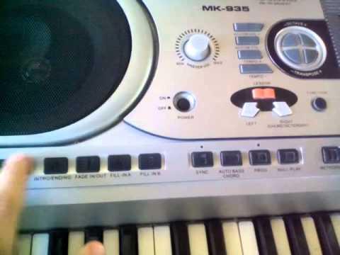 Синтезатор Мк 935 Cortland Руководство Пользователя - фото 2