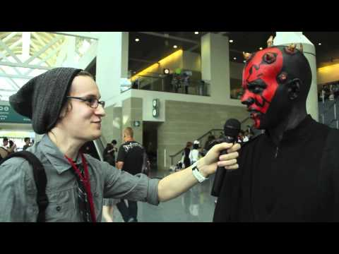 PeeDeeFlo Interviews Darth Maul