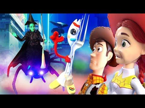 МОНСТР ГИГАНТ напал на Амелькины Игрушки! Спасёт ли их Вилкинс? История Игрушек Toy Story
