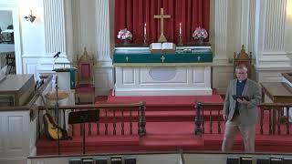 Middleburg UMC - Sunday Service 6-27-21