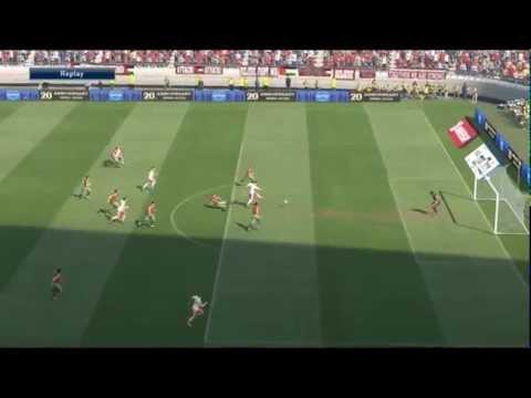 PES 2016 - Poland vs Jordan