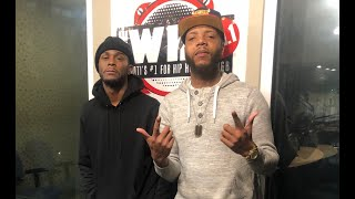 101.1 The Wiz Presents: #WizFreestyleFriday with DJ J.Dough Feat. 40Mike Ep.60