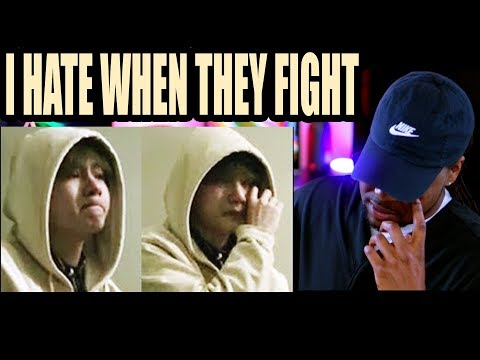 [ENG SUB] Taehyung Cried After An Argument With Jin | BTS Burn The Stage Ep 4 | REACTION!!!