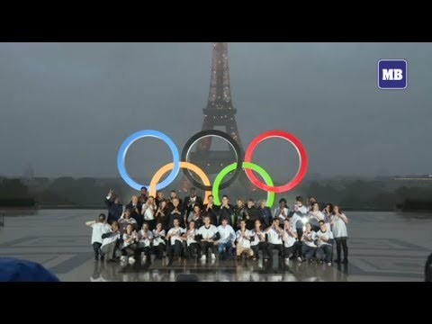 Paris celebrates as confirmed to be 2024 Summer Games host