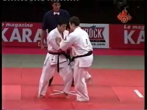"""Kyokushin Karate Tournament """"International Challenge Paris ..."""