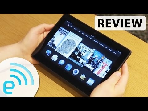 Amazon Kindle Fire HDX 8.9 review | Engadget
