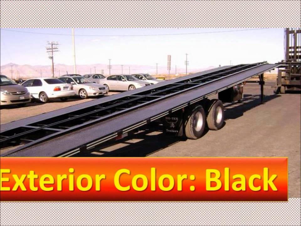 Big Tex 3 Car Hauler Gooseneck Trailer 20ac 51 Youtube