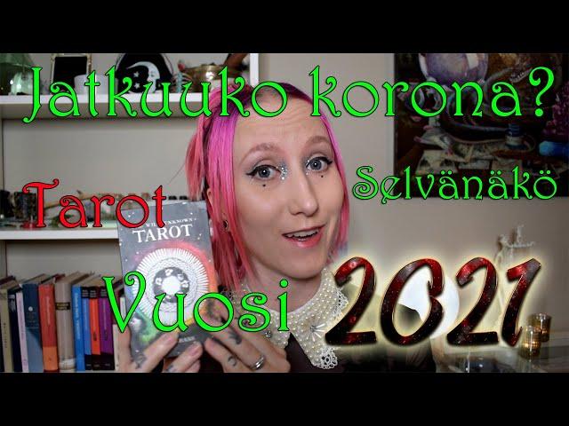 🔮 Ennustetaan vuosi 2021