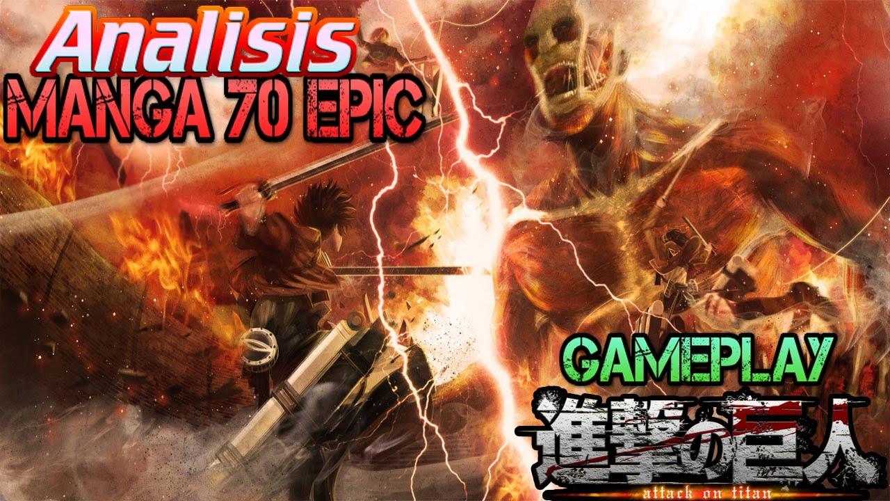 Attack on Titan Tribute Game - Khurunia (CC) Gameplay 3